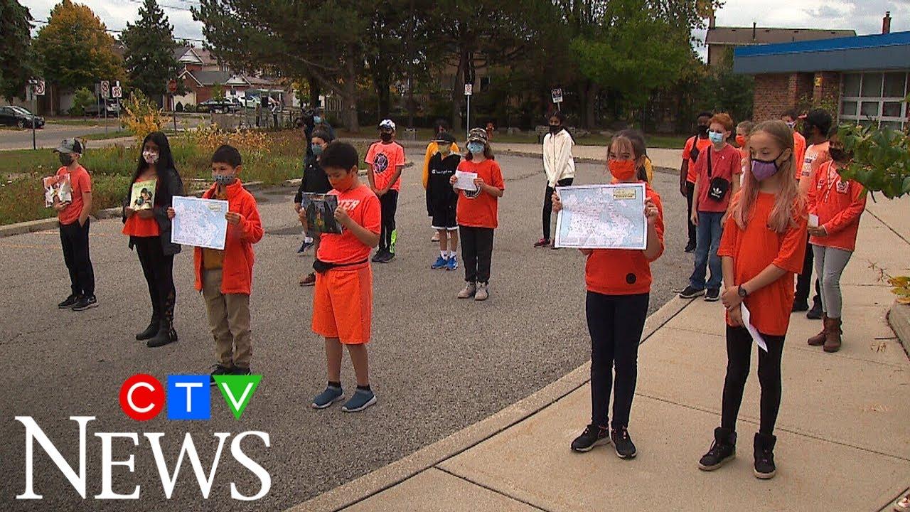 Orange Shirt Day: Honouring children in residential schools 9