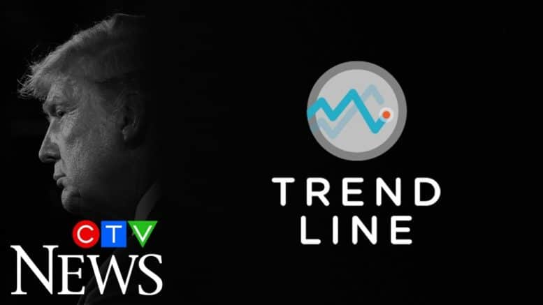 TREND LINE: Trump dismisses concerns about COVID-19, attacks mail-in voting during chaotic debate 1