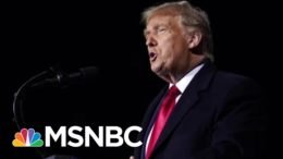 Trump Campaign's Efforts For An October Surprise Are Falling Short | MTP Daily | MSNBC 3