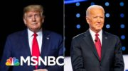 NBC News / WSJ Poll: Biden Leads Trump By 11 Points | MTP Daily | MSNBC 5