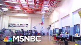 Fed. Court Rules Against GOP Suit To Limit Drive-Thru Voting   Katy Tur   MSNBC 6