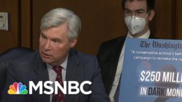 'Dark Money' And The High Court | Katy Tur | MSNBC 8