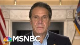 Cuomo Says As A Country We Have Not Learned Lessons From The Past Seven Months | Deadline | MSNBC 8
