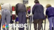 Trailing In Polls, Trump Turns To Discredited Recount Playbook | The Beat With Ari Melber | MSNBC 3