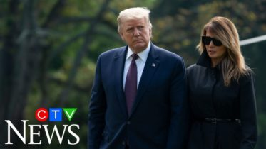 U.S. President Donald Trump and First Lady Melania have tested positive for COVID-19 6
