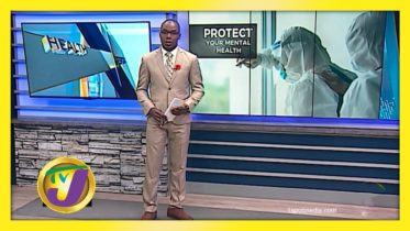 TVJ Health Report Covid 19: Protect your Mental Health - October 14 2020 6