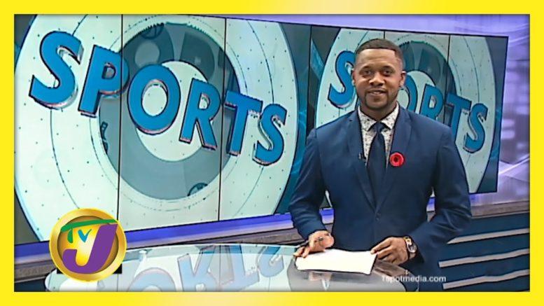 TVJ Sports News: Headlines - October 14 2020 1