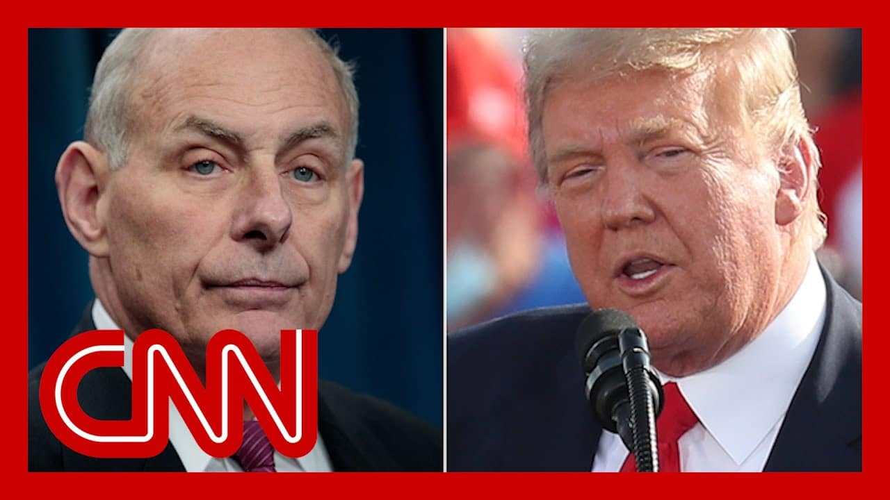 Former Trump chief of staff unleashes on the President to friends 5