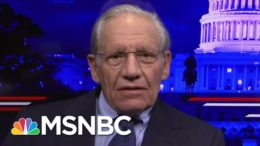 Trump Talks Election Strategy In Exclusive Woodward Audio | The 11th Hour | MSNBC 6