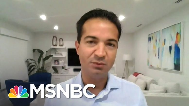 Trump Refuses To Condemn QAnon Conspiracy Theory | Way Too Early | MSNBC 1