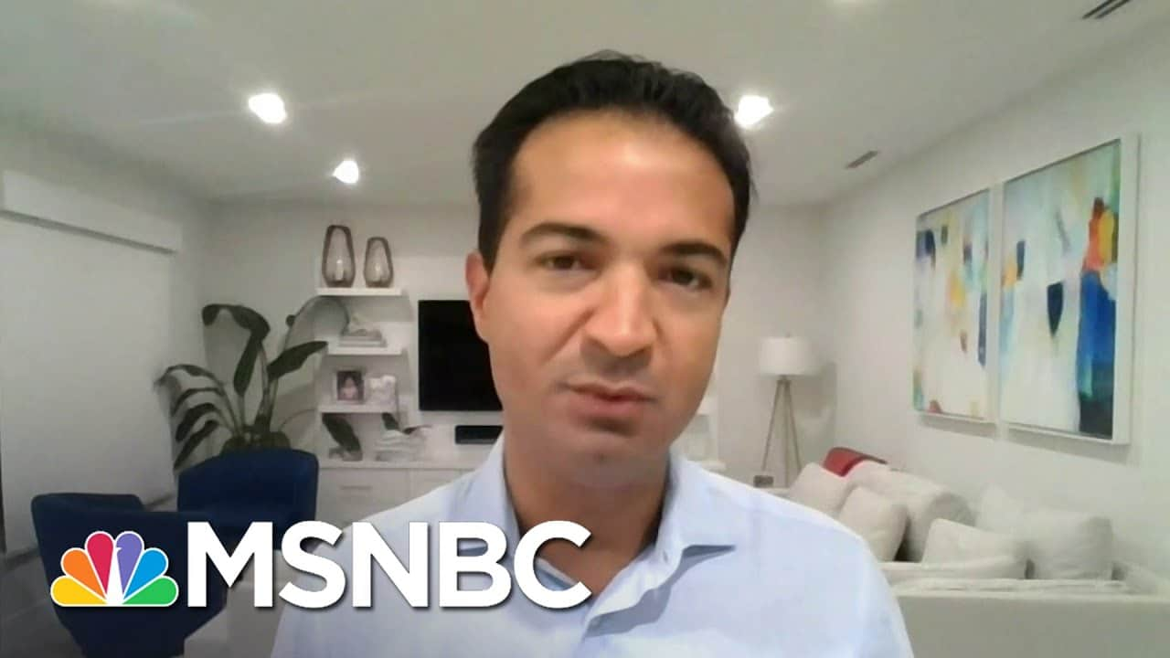 Trump Refuses To Condemn QAnon Conspiracy Theory | Way Too Early | MSNBC 6