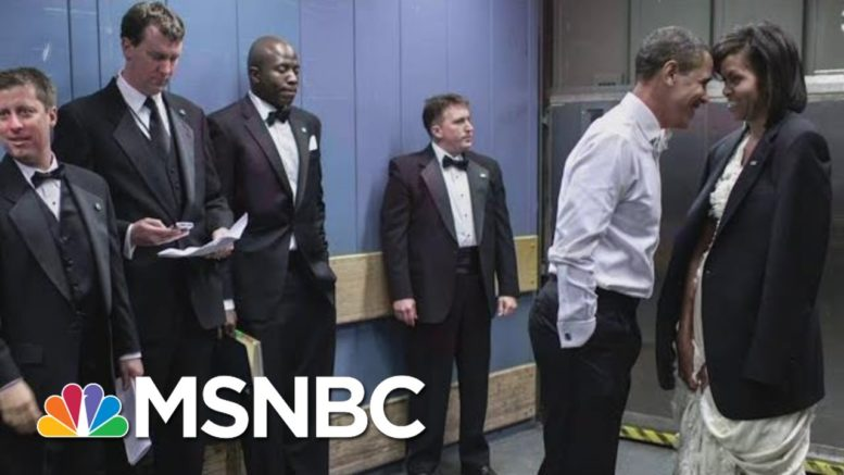Pete Souza Reflects On Being A 'Professional Chameleon' In WH | Morning Joe | MSNBC 1