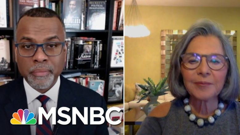 Barbara Boxer On Voting Challenges In 2020: 'This Is Not A Way To Function.' | Craig Melvin | MSNBC 1