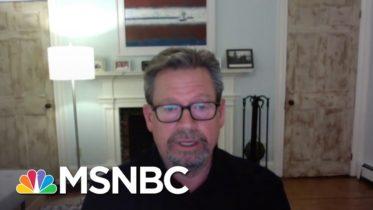 Former McCain Speech Writer Reflects On McCain's Concession Speech   Deadline   MSNBC 6