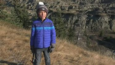 12-year-old Calgary boy finds 69-million-year-old fossil 6