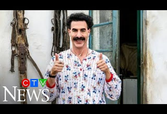 Review: 'Borat Subsequent MovieFilm' will make you laugh, but it's also geared to make you think 1