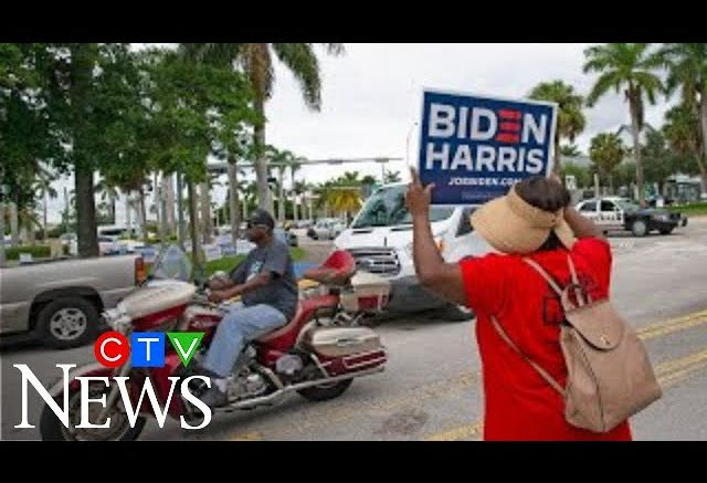 Eyes on Florida as candidates campaign in swing states 1