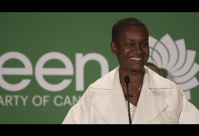 Who is Annamie Paul? Meet the Green Party's new leader 1