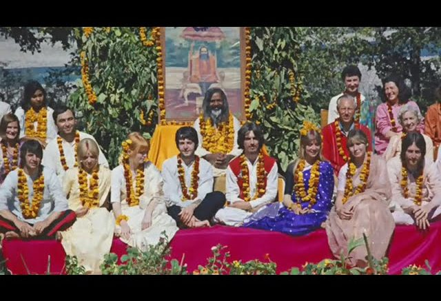 Paul Saltzman shares what it was like 'Meeting the Beatles in India' 1