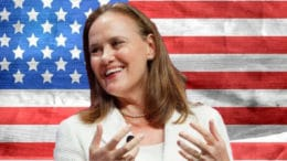 Michele Flournoyas a Pentagon veteran Could Head That Department