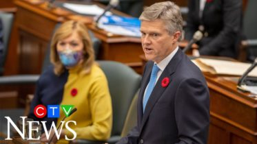 COVID-19: Ontario finance minister presents the 2020 budget 6