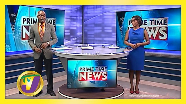 TVJ News: Headlines - November 12 2020 1