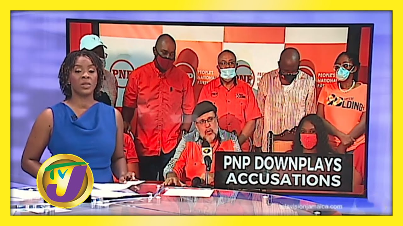 PNP Downplays Suggestion of More Division - November 12 2020 1