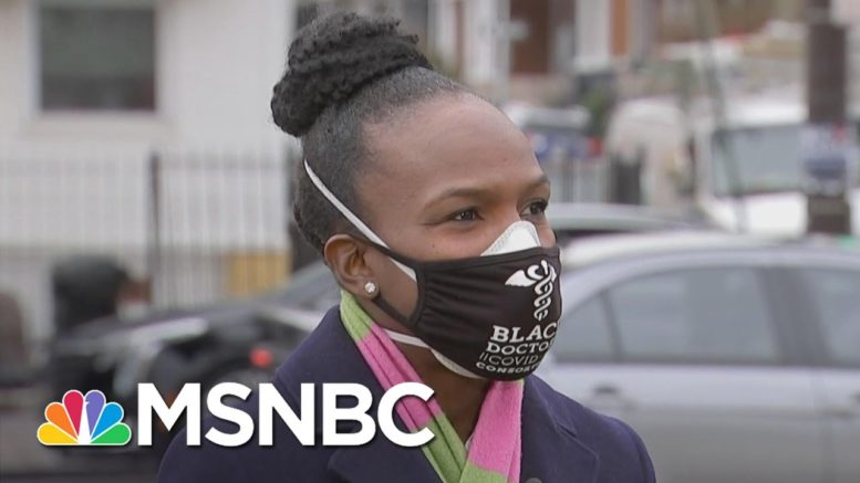 Philadelphia Doctor Provides Free COVID Testing To Reach Communities Of Color | MSNBC 1