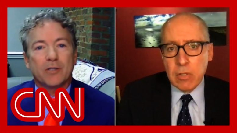 'Very disturbing': Doctor reacts to Rand Paul's suggestion 1
