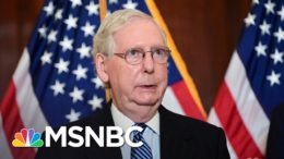 Biden Camp Hopes To Get Past Republican Fear Of Trump, McConnell Stonewalling | Rachel Maddow 8
