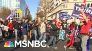 Thousands of Trump Supporters March In Protest Of Election Results | MSNBC 5