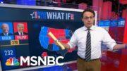 Kornacki Explains How A 10-Point Biden Lead Is Still A Close Race | MSNBC 3