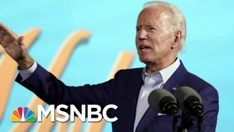 Biden Holds 'Decent But Moveable' Lead In Pa., Says Pollster | Morning Joe | MSNBC 1