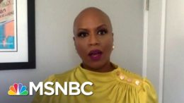 Rep. Ayanna Pressley: 'Trump Is Hellbent On Squatting In The Oval Office' | MSNBC 1