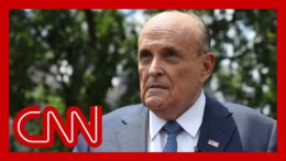 A breakdown of Rudy Giuliani's role in Trump's post-election fight 8