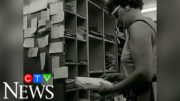 Watch Canadians bring their mail to U.S. during the 1968 postal strike 5