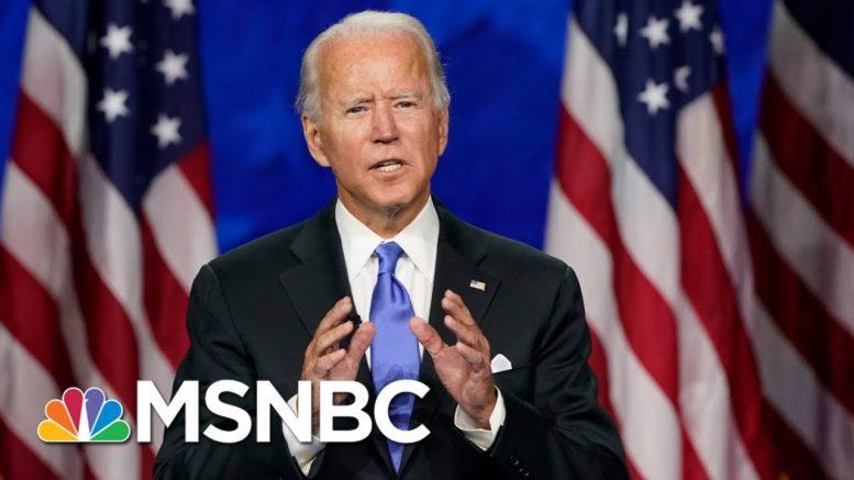 Biden Up In Wisconsin, Michigan Ahead Of Election | Morning Joe | MSNBC 1