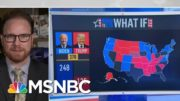 Breaking Down Possible Swing State Scenarios | Morning Joe | MSNBC 4