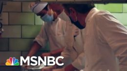 NYC Restaurants Struggle To Stay Afloat During Pandemic   Morning Joe   MSNBC 4
