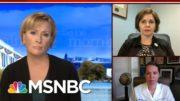 Illinois Hospitals Face Surge In Coronavirus Cases | Morning Joe | MSNBC 4