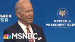 Biden Warns 'More People May Die' If Trump Does Not Coordinate With Transition | MSNBC 1