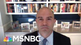 Ben Rhodes Explains That The U.S. Is The Most Vulnerable During A Transition | Deadline | MSNBC 5