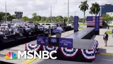What Pennsylvania, Michigan And Wisconsin Could Mean For Race | Morning Joe | MSNBC 10