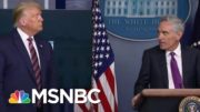 Trump Covid-19 Adviser Tells Americans To 'Rise Up' Against Safety Measures | All In | MSNBC 5