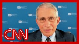 Hear Dr. Fauci's 'best words of hope' before holiday season 5