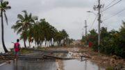 Hurricane Iota makes landfall in Central America 2