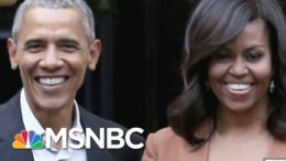 Obama To Sit Down With Jonathan Capehart For Exclusive Interview | Morning Joe | MSNBC 4