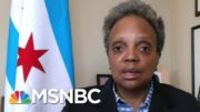Chicago Mayor: We Are Urging People To Stay At Home | Morning Joe | MSNBC 3