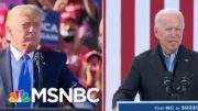 A Closer Look At PA, WI, MI Ahead Of Election Day | Craig Melvin | MSNBC 5
