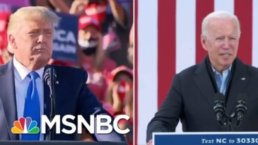 A Closer Look At PA, WI, MI Ahead Of Election Day | Craig Melvin | MSNBC 6